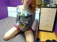 Redd Luv Private Webcam Show