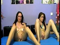 Kimberly Shine & Macey More Private Webcam Show