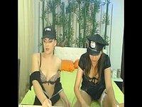 Tasty Ewa & Manny Broom Private Webcam Show
