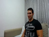 Handsome Gabriel Private Webcam Show