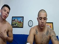Cute Bryan & Barry Private Webcam Show