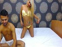 Adrianno & Jessy Private Webcam Show