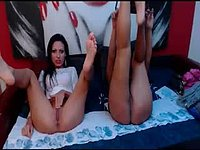 Anette Angel & Hot Dolly Private Webcam Show