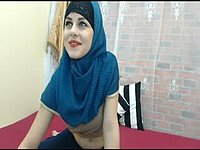 Muslim Malika Private Webcam Show