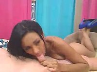 Naughty Couple Having Fun