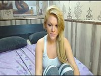 Blonde Catherine Private Webcam Show