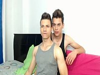 Antonyy & Michael Couple Webcam Show