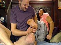 Foot Tickles