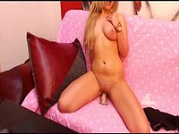 Blonde Catherine Private Webcam Show