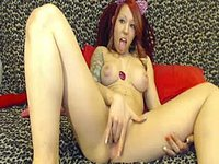 Ginger Locks Private Webcam Show