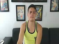 Andres Marin Private Webcam Show