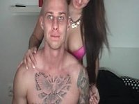 Calvin Hunt & Rita Mendez Private Webcam Show