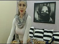 Arabian Alimma Private Webcam Show