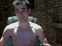 Hot Cum Webcam Show with James