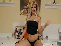 Miky Blondine Private Webcam Show