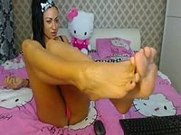 Ashleen D Private Webcam Show