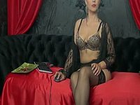 Krystall Glamour Private Webcam Show