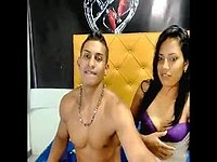 Bobby & Oriana Private Webcam Show