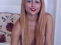 Aaliyah Winston Strips Naked