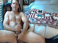 Jonathan Licks His Cum
