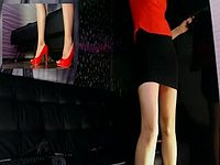 Mistress Helena Red Heels