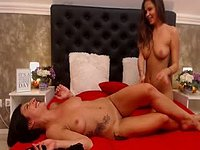 Krina & Vanessa Private Webcam Show
