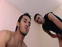 Aaron & Brandon & Steven Private Webcam Show