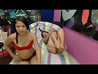 Melyssa Love & Camila Passion Private Webcam Show