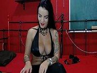 Mistress Strip Tease