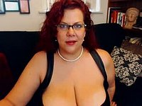 Mama Red Hot Private Webcam Show