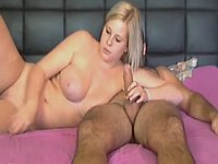 Alecia & Dragan Private Webcam Show