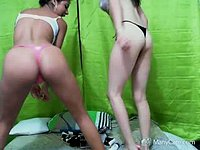 Karol Cute & Lilah Lust Party on Oct 3, 2015