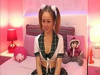 Pretty Kittie Private Webcam Show