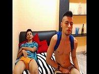 Marchelo & Federiko Private Webcam Show