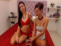 Natali & Lynette Private Webcam Show