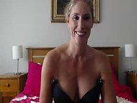 Very Nice Lady Invites You in Her Room