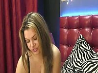 Juicy Barbara Private Webcam Show