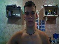 Miler Lars Body and Cum Webcam Show