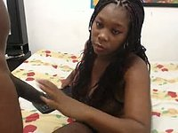 Ada & Ahmed Private Webcam Show