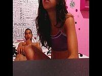 Katty & Dylann Private Webcam Show