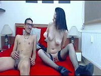 Nadia & Raul Private Webcam Show