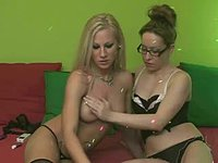 Barbi Black & Wild Kathy Private Webcam Show