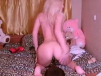 Sasha Blonda Private Webcam Show