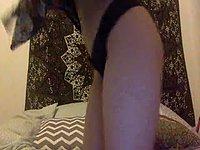 Trixi Turns Private Webcam Show