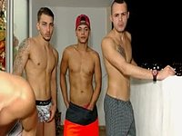 Hades & Diego & Coby & Axel Private Webcam Show