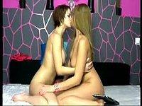 Nice Lesbian Scene, Getting Off