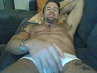 Brad Henry Underwear Webcam Show