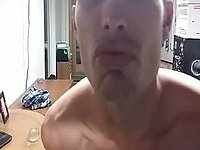 Jack Driver Dancing Webcam Show