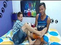 Matt & Deiv Private Webcam Show