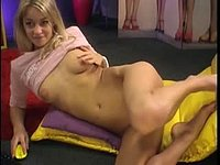 Belle Blond Private Webcam Show